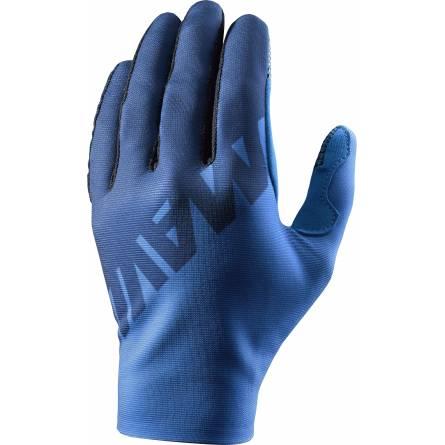 GUANTES MAVIC DEEMAX TOTAL BLUE