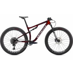 BICICLETA SPECIALIZED EPIC EXPERT GLOSS RED / WHITE GOLD
