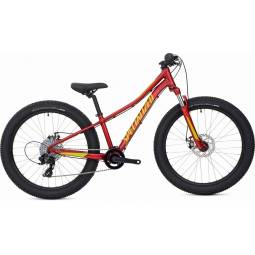 BICICLETA SPECIALIZED RIPROCK 24 CANDY RED/HYPER/BLACK