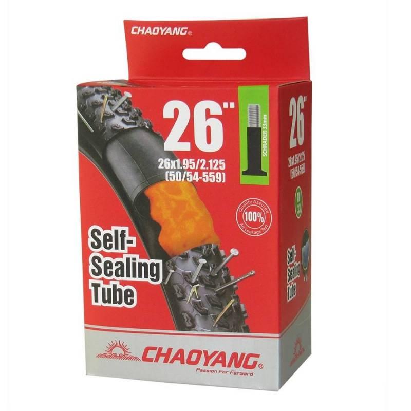 CÁMARA SELLANTE CHAOYANG 26X1.95/2.125 V.SCHRADER